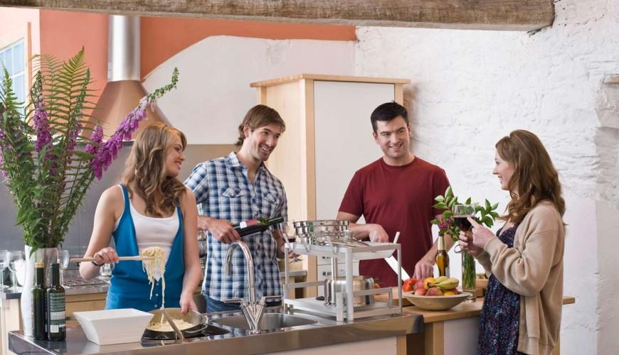 Astri e cucina
