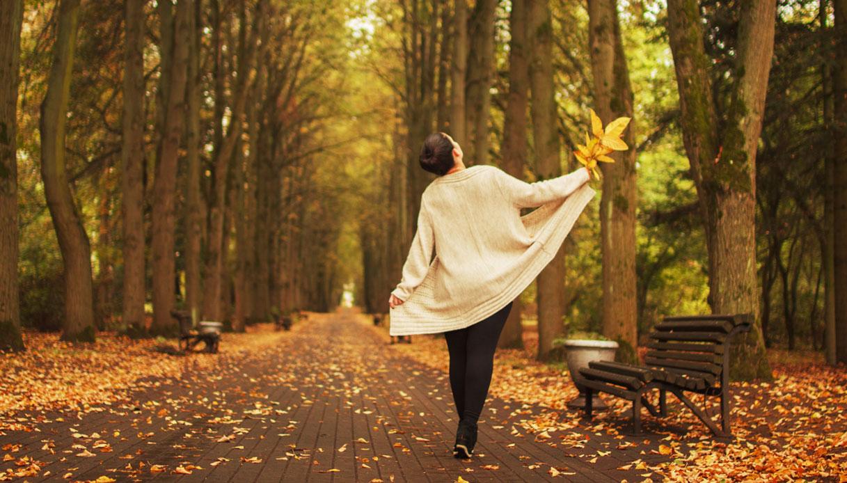 scampagnata autunno
